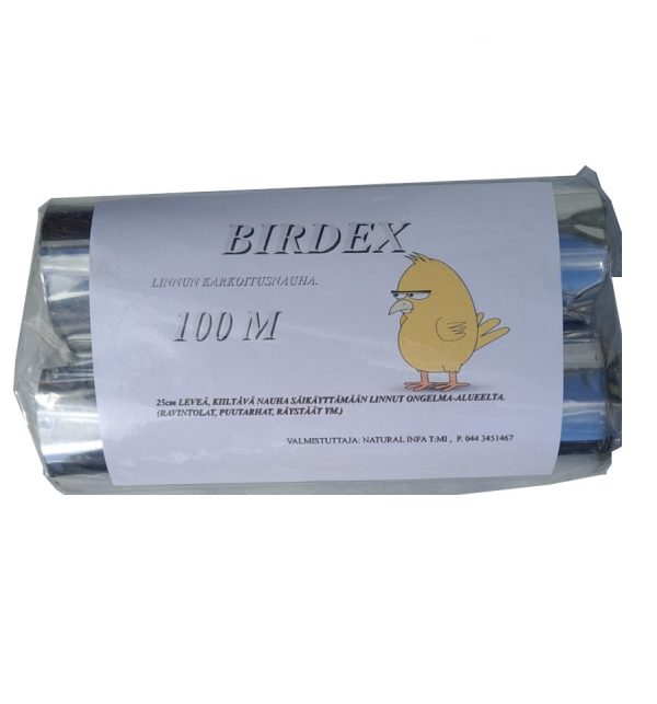 birdex lintunauha
